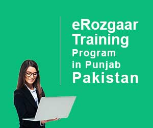 eRozgaar Training Program in Punjab